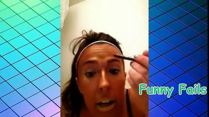 HILARIOUS MAKE UP FAILS! 2017 FUNNY COMPILATION