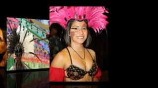LA Faces Carnival Makeup!!