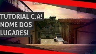 COMBAT ARMS: TUTORIAL BÁSICO! NOME DOS LUGARES MAPA PIAZZA!