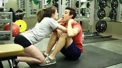 People at the gym funny video - OMG VIDEO