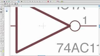 Tutorial EAGLE - 02 - Criando Um Esquemático (Em Português).mov
