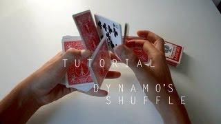 Tutorial Fioritura: Sybil Cut 6 Mazzetti Dynamo's Shuffle Italiano Mescolare Le Carte Come Dynamo