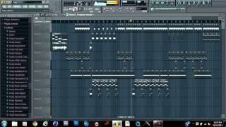 Albanian Hip Hop Beat Made With Fl Studio