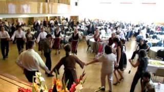 Bulgarian Folk Dance At St. Cyril&Methody Cathedral - български народни танци
