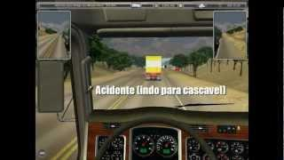 18 Wheels Of Steel Haulin Mod Mapa Brasileiro