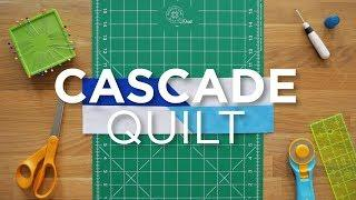 Quilt Snips Mini Tutorial - Cascade Quilt