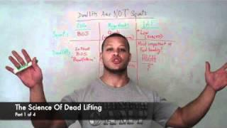 How To Deadlift (the Science Of Dead Lifting)