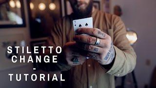 STILETTO CHANGE - Color Change TUTORIAL