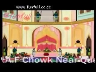 Akbar And Achoo Funny Punjabi Cartoon - Video Dailymotion