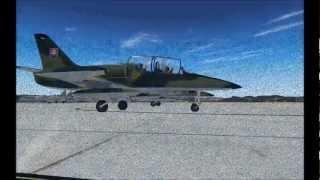 FSX - Lotus Simulations L-39 Albatros Slovak Air Force 2