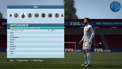 FIFA 16 - VIRTUAL PRO LOOKALIKE TUTORIAL - CESC FABREGAS!