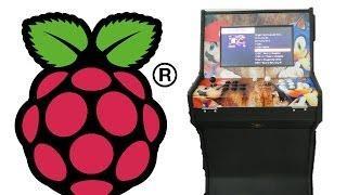 Raspberry Pi - Fliperama Brasileiro / Brazilian Arcade
