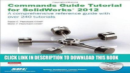 pdf commands guide tutorial for solidworks 2012 popular online rh videos showlikes com Keyboard Commands Command Economy