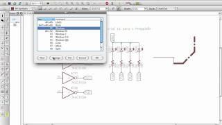 Tutorial EAGLE - 11 - Configurando Atalhos (Em Português).mov