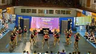 H&T Dance Group - Pohyb Bez Barier 2013 -Beyonce Show
