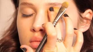 Topshop Make-Up Tutorial: Russian Doll