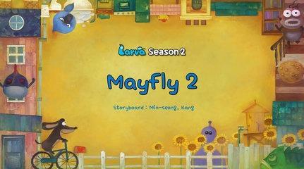 Funny and Cute (Korean Cartoon) Larva Season 2 Ep 32-38