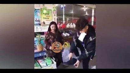 TOP 10 Best Funny Pranks chinese 2016