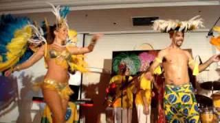 Rio Carnaval Party 11 Feb 2011 G O L D E N C R O W N Hotel NAZARETH