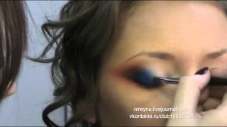 Arabic Make Up Tutorial (reupload From 2009)  Арабский макияж