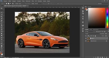 Tutorial Photoshop: Como destacar uma cor numa imagem