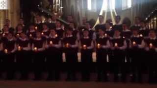 Koncert Bratislavského Chlapčenského Zboru V Chráme Matky Božej V Paríži