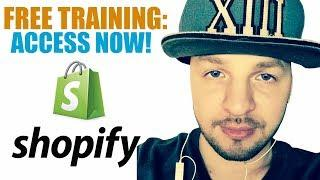 How To Make Money With Shopify, Ecommerce Tutorial For Beginners Free Training 2017-2018