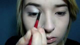 Tutorial Maquillaje Inspirado En Marilyn Monroe. Com Subtítulos Em Português