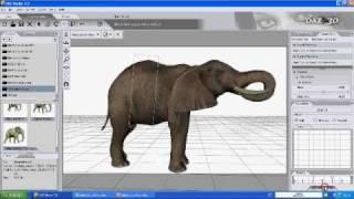 DAZ STUDIO 3 BRICANDO DE ANIMAÇÃO 3D.flv