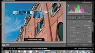 Corso Photoshop Lightroom 3 - Leggere Correttamente L'istogramma (tutorial) Italiano HD