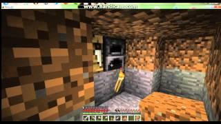 Minecraft Tutorials EP1 : Hoe Overeef Je Jouw Eerste Miencraft Nacht (dutch/nederlands) P3