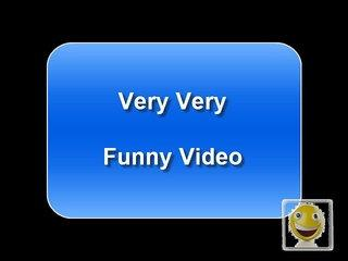 very very funny video