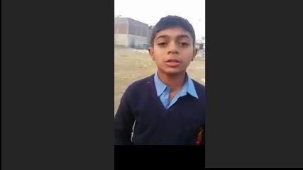 Pakistani Talented Kid Will Surprise You - Funny Videos in Urdu - Pakistan Got Talent - Funny Kids