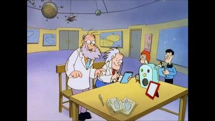 Dennis the Menace (1996) 1x08 Unidentified Funny Object