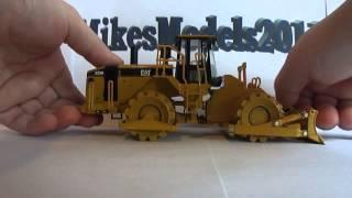 Caterpillar 825H Soil Compactor Review - Norscot 1:50