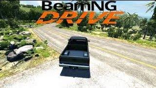 BeamNG (PL) Gameplay + Malutki Poradnik Do World Editor