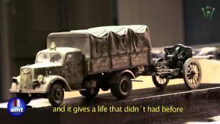 Tutorial: Tamiya T34/76 Russian Medium Tank Diorama By Carlos Costa | Warfare In Scale