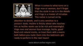 Virgo turn ons | How to seduce Virgo?