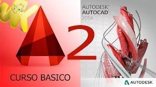 AutoCAD 2014, Tutorial Opciones De Inicio, Curso Básico Español Capitulo 2