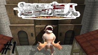 Attack On Titans - Ep1 - Super Titan