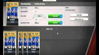 Fifa 11 Ultimate Team Coin Making Part 2 + Giverway