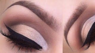 HOW TO: Cut Crease Eyeshadow Tutorial