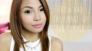 Fresh And Easy Make Up (Lakas Maka-Fresh!!)