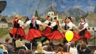 Everything In Slow Motion | Third Czech, Moravian And Slovak Folklore Festival In San Diego 2013
