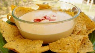Chips and Queso! Easy Meal Tutorial!