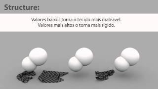 Blender Cloth Simulation Tutorial (Portuguese Brazil)