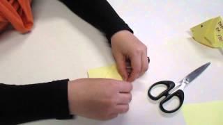 Origami Ribica - Dan Za Spremembe