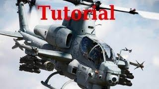 BATTLEFIELD 3 | Helikopter/Kampf-Hubschrauber Tutorial - Deutsch [HD]