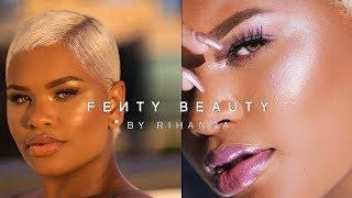 FENTY BEAUTY by Rihanna Review + Tutorial | Alissa Ashley