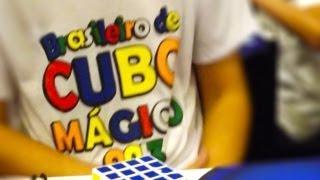 Campeonato Brasileiro De Cubo Mágico 2013